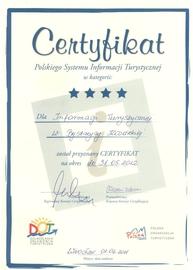 certyfikat 01.06.2011 - 31.05.2012