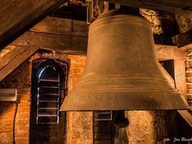 XIX wieczne dzwony na Baszcie Rycerskiej