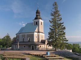 """Sanktuarium Matki Bożej Przyczyny Naszej Radości """"Maria Śnieżna"""" na Górze Iglicznej"""