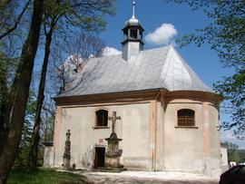 Kaplica św. Floriana na Górze Parkowej w Bystrzycy Kłodzkiej