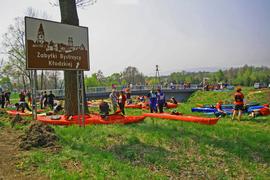 Spływ kajakowy na Nysie Kłodzkiej, Bystrzyca Kłodzka